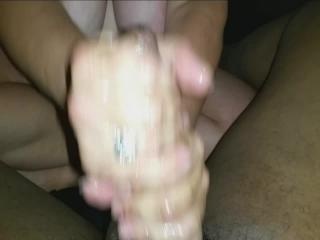 Awesome Handjob with Cumshot