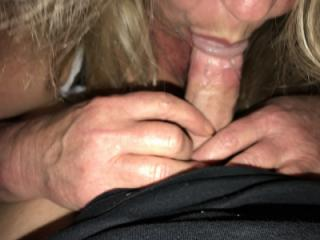 titties handjob and blowjob 9 of 12