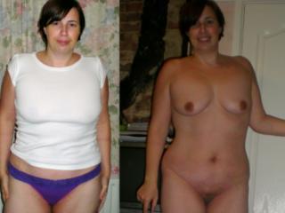 my slut holly dressed / undressed 4 of 20