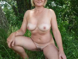 Nude in forest  Part 1