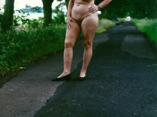 More mature nude outdoor nude walks