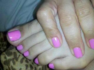 Nailpolish (pink)