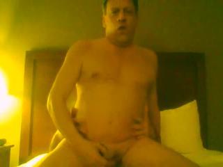 SexyGuy550 - Sucking cum
