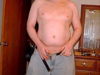 An Albino Man 2