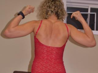 red bustier and stockings2 10 of 20