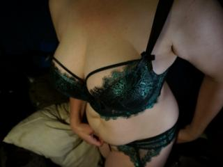 Emerald Lingerie 4 of 13