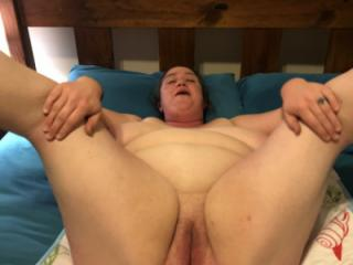 First time nude BBW