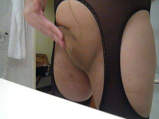 Two pantyhoses