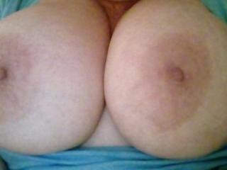 Big boobs with cream ;);)