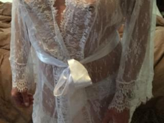 More white lace