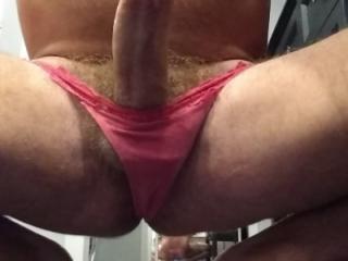 Pretty pink panties