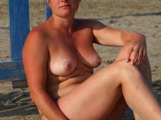 Like my tits show in public?