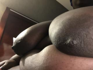 Big Chocolate Tits
