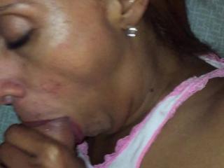 Caribbean Godess...Blow Job edition 1
