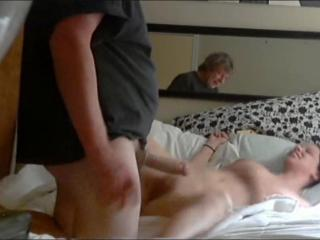 (big dick little lady)Part 2 Full quality Gena with another man