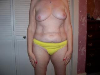 Yellow underwear 4 of 20