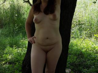 Outdoor posing