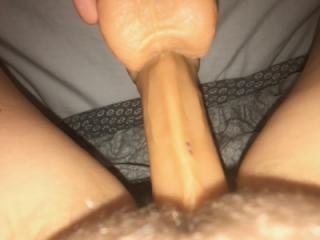wife feeling satisfied