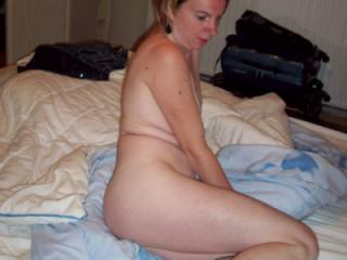 Cindy, ready for bed