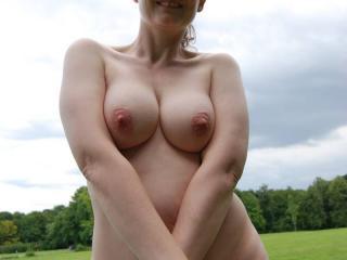Nude in public park 19 of 20