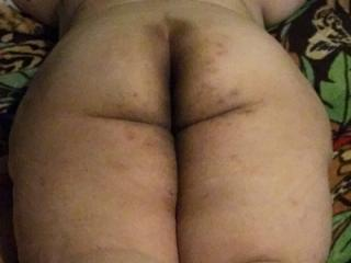 More of my bbw wife's fat ass 10 of 10