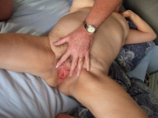 Mature Cunt, Licked, Fucked and Covered in Cum