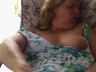 Jill masturbating 2