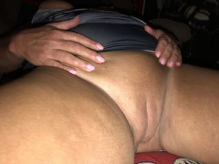 big tits smooth pussy