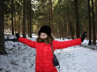 Winter Portrait 3 (dressed)