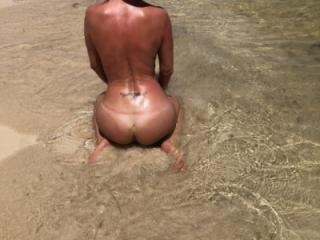 Few nude beach pics Mexico part 4!!!