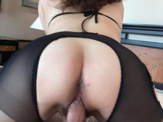 Showing Her My Cock