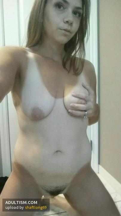 One piece tan lines nude