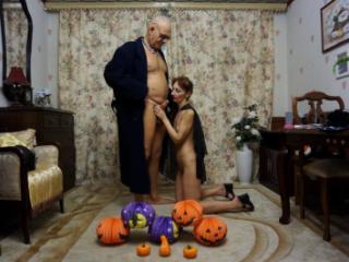 Addams Oral Sex 11 of 20
