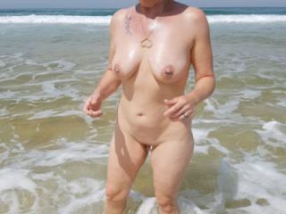 beach fun !