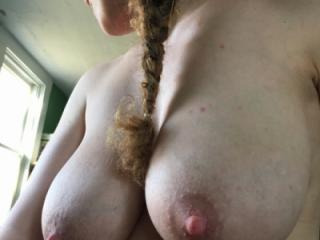 Tuesday Tits: up close and personal pt 1 8 of 20