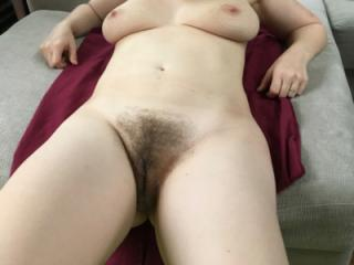 Got to fuck her pretty hairy pussy