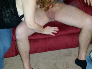 i met a nice man at a swingers party