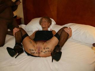 German slutwife blackened