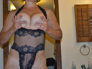 new outfits.. like my boobs? ;)