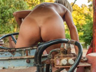 Behind the Farmyard