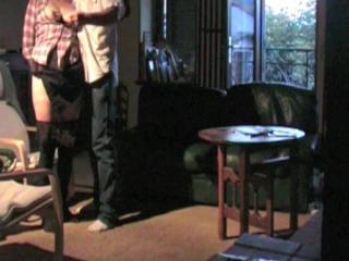 Isabelle , firework spanking ! part 2/2