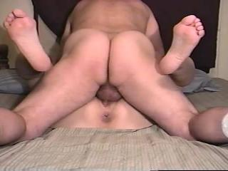 Anal as she likes it