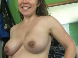 Boob size update