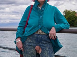 Rosemary 70yo at Geneva Lake