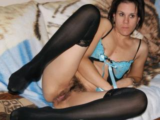 Blue black pussy