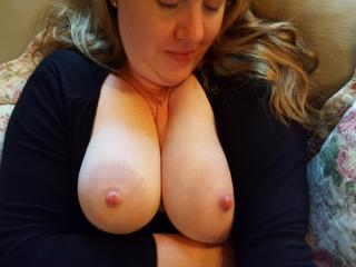 Pillowy breasts
