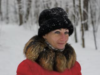 Winter Portrait non-nude