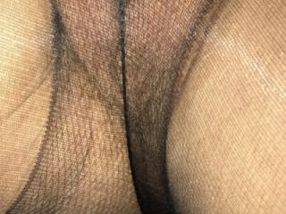 My black tights