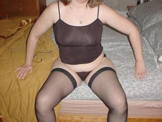 Slut mom - on display