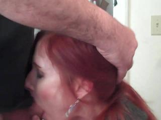 Sucking Cock Plus Cum-Shot
